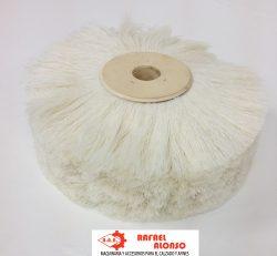 Cepillo pulir de lana 260x100 mm (2)