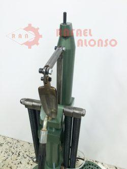 Máquina ahormar hidráulica LUMAR(2)