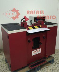 Máquina de dividir piel RAN (1)