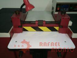 Máquina dividir piel RAN2