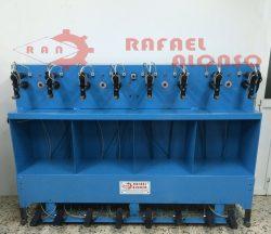 Máquina moldear puntas kiowas RONDO 8P (1)