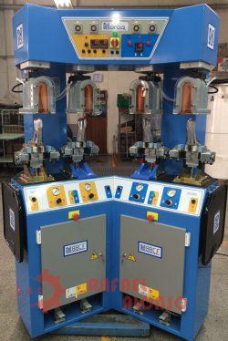 Máquina moldear talones,calor-frío NORBA N88-CF(1)