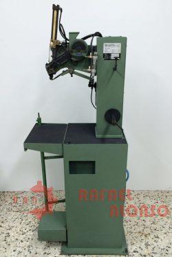 Máquina montar enfranques con clavo(2)