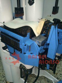 Máquina pegar suelas SIGMA 756(2)