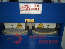 Máquina poner topes,2 puestos RAN(3)