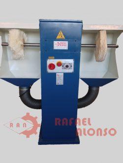 Máquina pulir-cepillar DISA