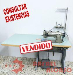 Máq.coser triple arrastre SINGER 211 VENDIDA