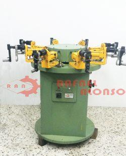 Máquina moldear kiowas rotativa FERCA M-15 (1)