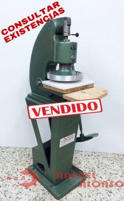 Troqueladora manual GILMA (1)VENDIDO CONSULTAR EX.