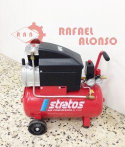 Compresor STRATOS 2HP Monofásico 4