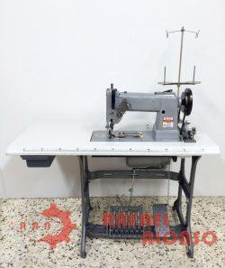 Máq.coser de guarnicionero PUIG 2