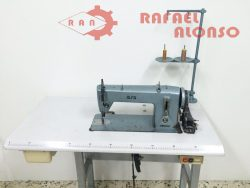 Máq.coser plana ALFA 2