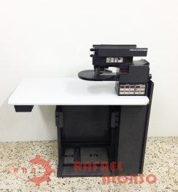 Máq.doblar electrónica cortes de calzado COM42 2
