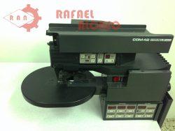 Máq.doblar electrónica cortes de calzado COM42 3