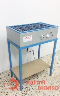 Reactivador calor seco con mesa RAN1