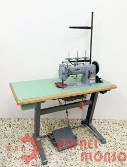 Máq.coser triple arrastre,V ADLER 1