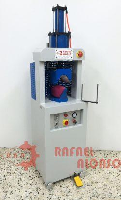 Máq.moldear cortes RAN FX126 1