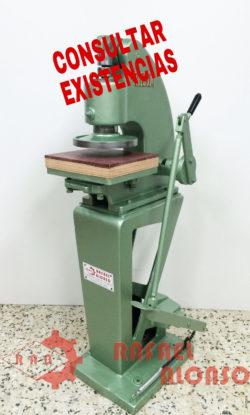 Troqueladora manual GILMA 1 CONSULTAR