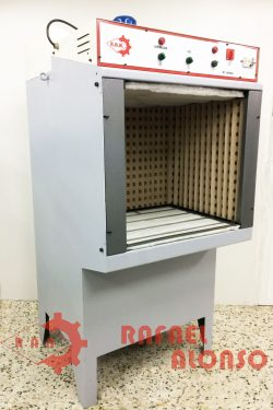 Cabina aspiración con filtros RAN EM98 1