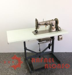 Máq.coser bordón plana (2 agujas)PFAFF 915-02CL 1
