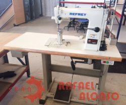 Máq.coser de columna REFREY 1172 1