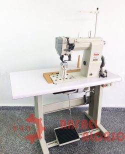 Máq.coser de columna con arrastre sincronizado WOEI RON WR-9910-H 1