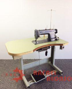 Máq.coser plana (hilo gordo) SINGER 491 1