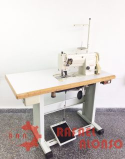 Máq.coser triple arrastre SUNSTAR K-M560 1