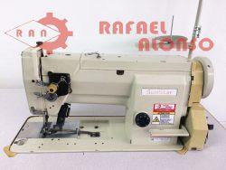 Máq.coser triple arrastre SUNSTAR K-M560 3