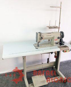 Máq.coser triple arrastre plana SEYCAN 1