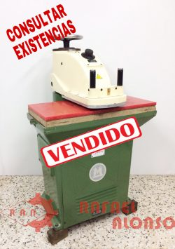 Troqueladora MOENUS 1 21t VENDIDO
