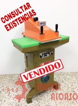 Troqueladora ARES F30 1 VENDIDA