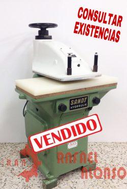 Troqueladora SANDT 20T 1 VENDIDA