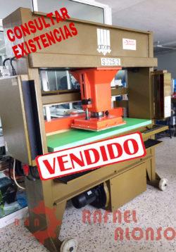 Troqueladora de puente ATOM S525-3 1 VENDIDA