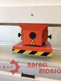 Troqueladora de puente FIPI 3