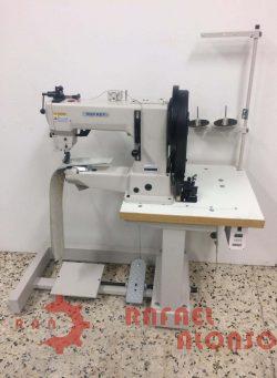 Máq.coser triple arrastre REFREY GA205-370 2