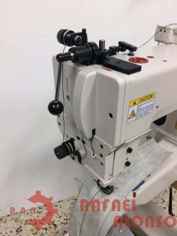 Máq.coser triple arrastre REFREY GA205-370 4